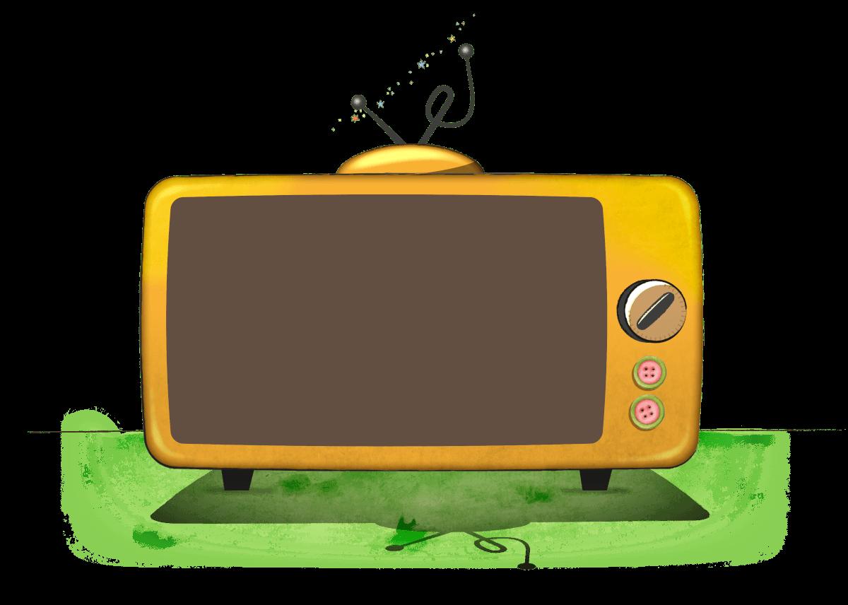 Das Traumzaubi-TV Fernsehgerät