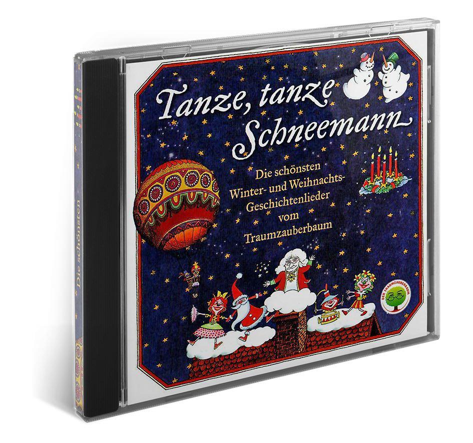Bild CD Tanze,tanze,Schneemann